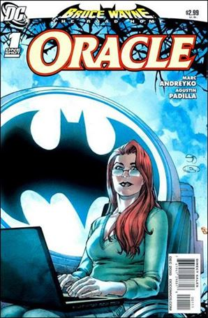 Bruce Wayne: The Road Home: Oracle 1-A