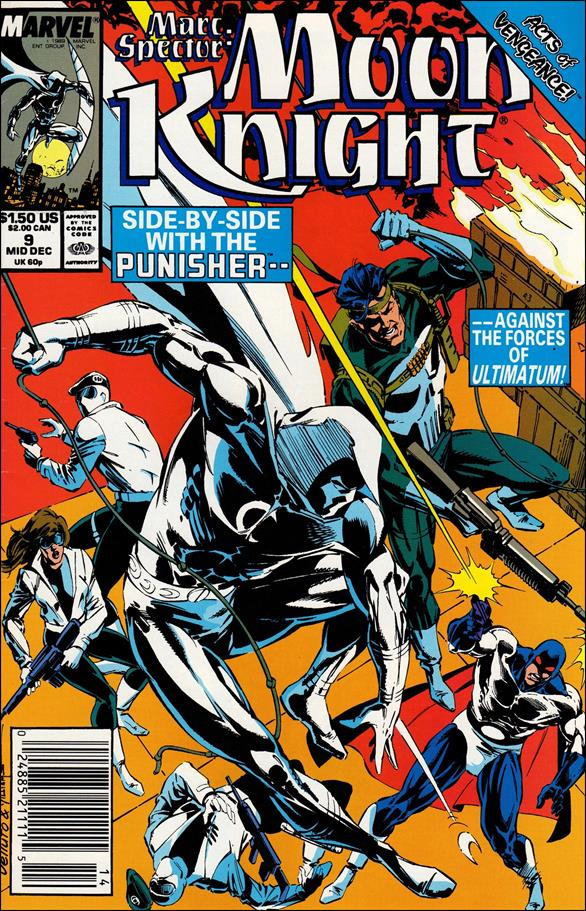Marc Spector: Moon Knight 9-A by Marvel