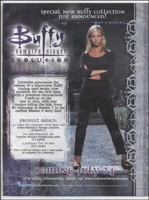 Buffy the Vampire Slayer: Evolution 7-A