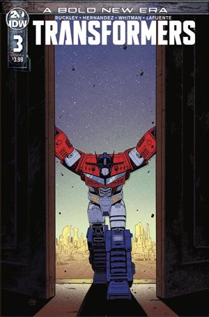Transformers (2019) 3-A