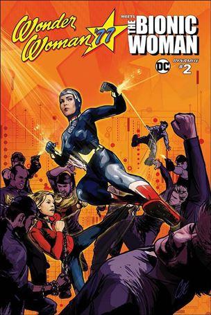 Wonder Woman '77 Meets The Bionic Woman 2-A