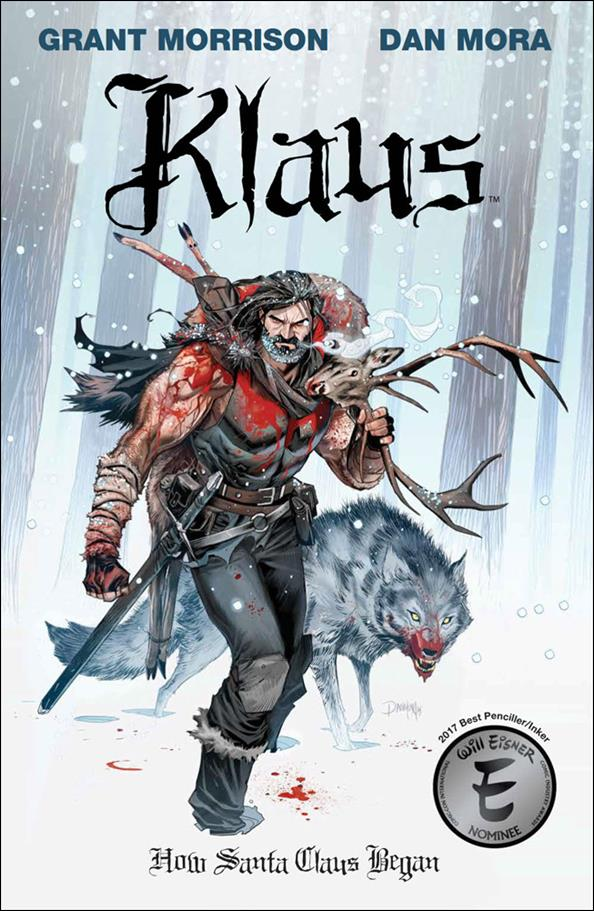 Klaus: How Santa Claus Began 1-A by Boom! Studios