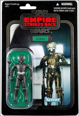 "Star Wars: Vintage Collection 3 3/4"" Figures (Exclusives) Zuckuss Celebration V Exclusive"