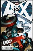 Avengers vs X-Men Program 1-A