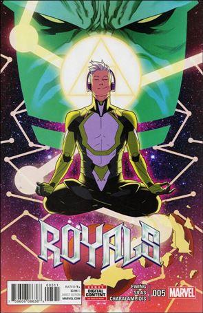 Royals 5-A