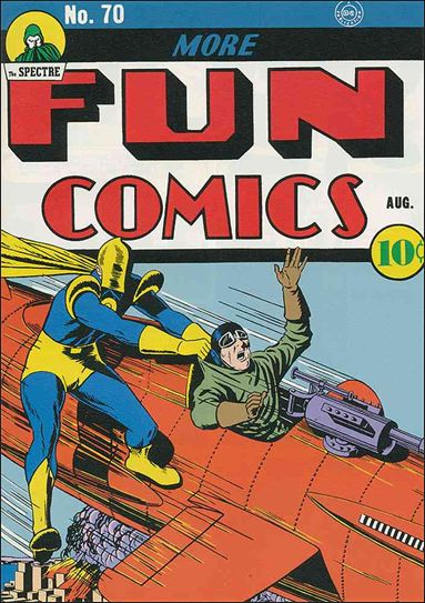 More Fun Comics 70-A by DC