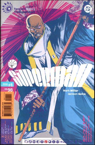 Tangent Comics/The Superman 1-A by Tangent Comics