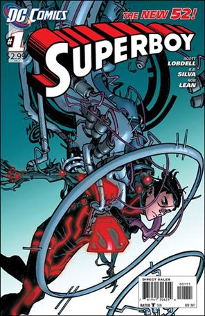 Superboy (2011/11) 1-A