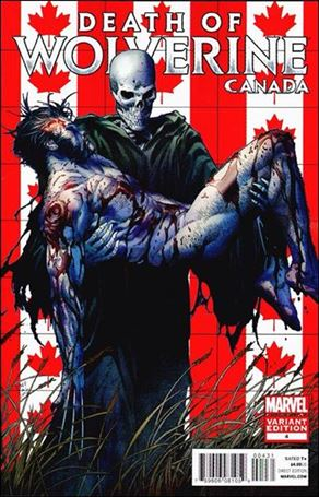 Death of Wolverine 4-B