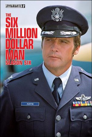 Six Million Dollar Man: Season Six 2-C