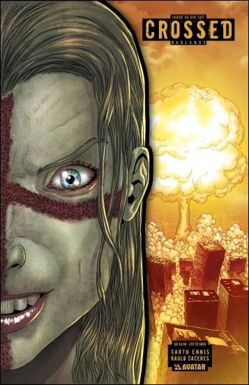Crossed: Badlands 25-F by Avatar Press
