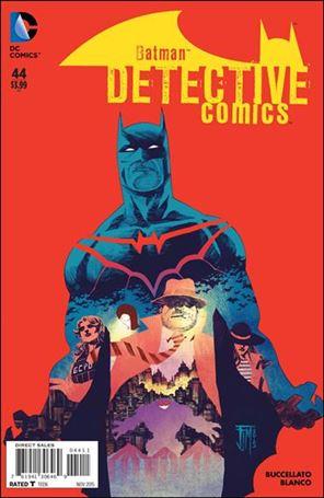 Detective Comics (2011) 44-A