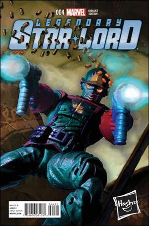 Legendary Star-Lord 4-B