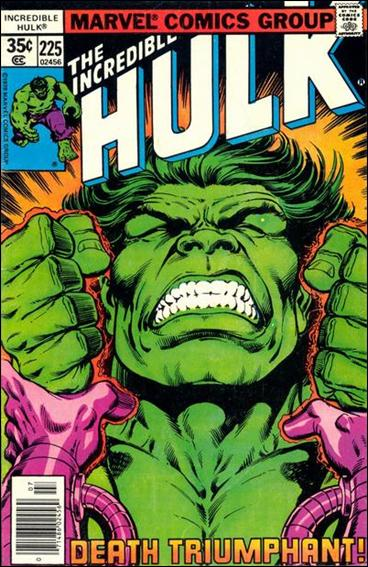 Incredible Hulk (1968) 225-A by Marvel