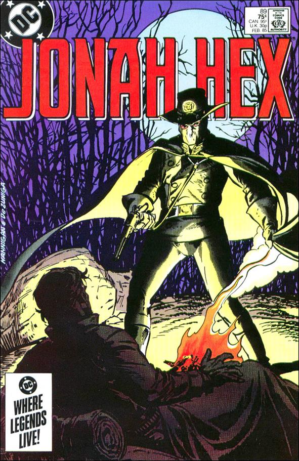 Jonah Hex (1977) 89-A by DC