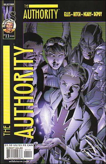 Authority (1999) 11-A by WildStorm