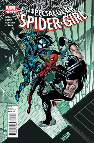 Spectacular Spider-Girl 3-A by Marvel