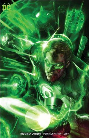 Green Lantern (2018) 1-K