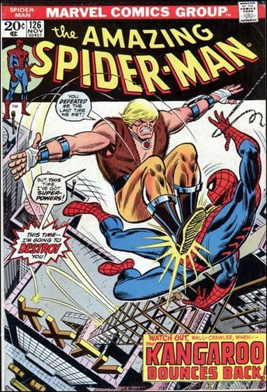 Amazing Spider-Man (1963) 126-A by Marvel
