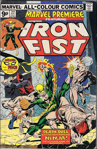 Marvel Premiere 22-B by Marvel