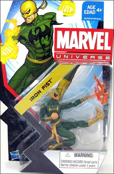 Marvel Universe (Series 5) Iron Fist by Hasbro