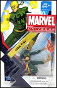 Marvel Universe (Series 5) Iron Fist