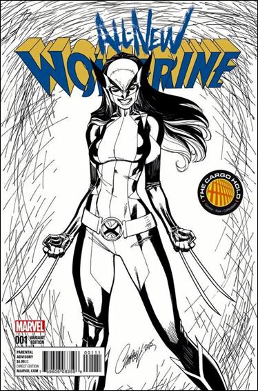 All-New Wolverine  1-K by Marvel