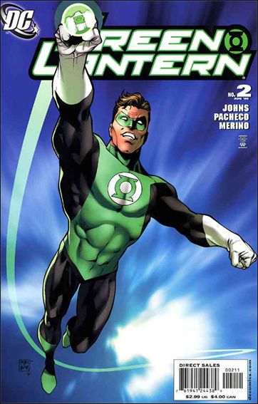 Green Lantern (2005) 2-A by DC
