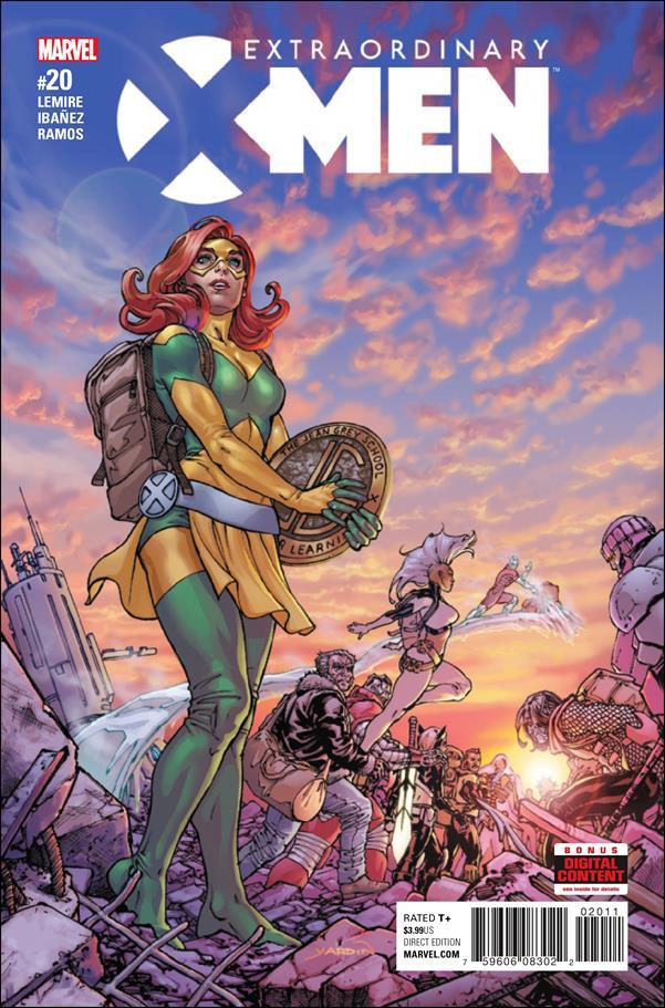 Extraordinary X-Men 20-A by Marvel