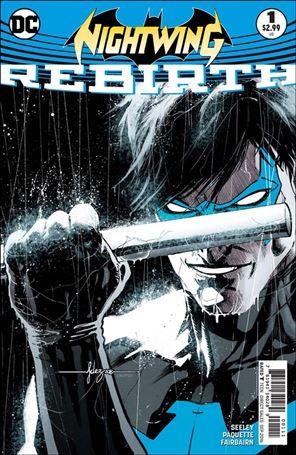 Nightwing: Rebirth 1-A