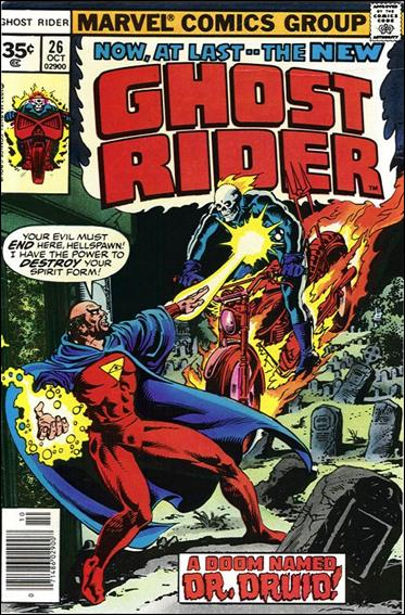 Ghost Rider (1973) 26-B by Marvel