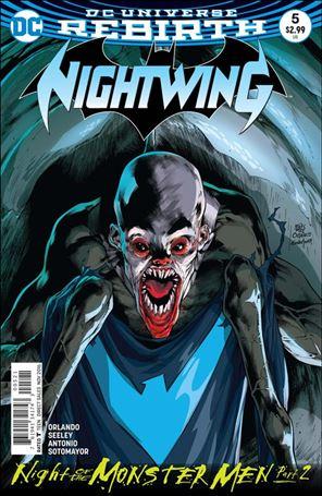Nightwing (2016) 5-B
