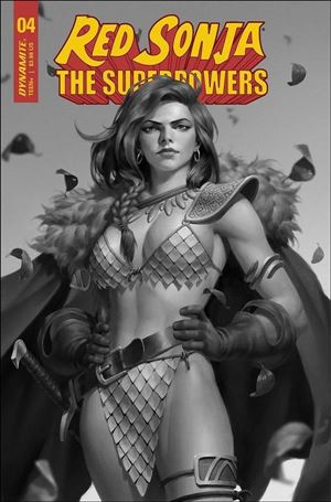 Red Sonja: The Superpowers 4-J
