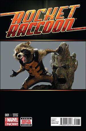 Rocket Raccoon (2014) 1-B