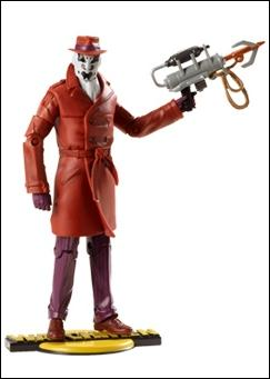 Watchmen Rorschach Loose by Mattel