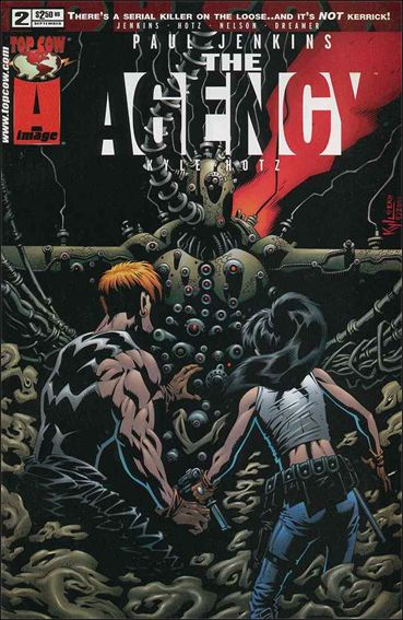 Agency 2-A by Top Cow