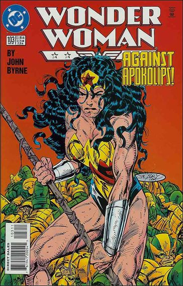 Wonder Woman (1987) 103-A by DC