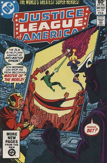 Justice League of America (1960) 199-A by DC