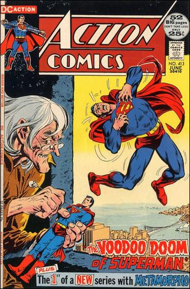 Action Comics (1938) 413-A by DC