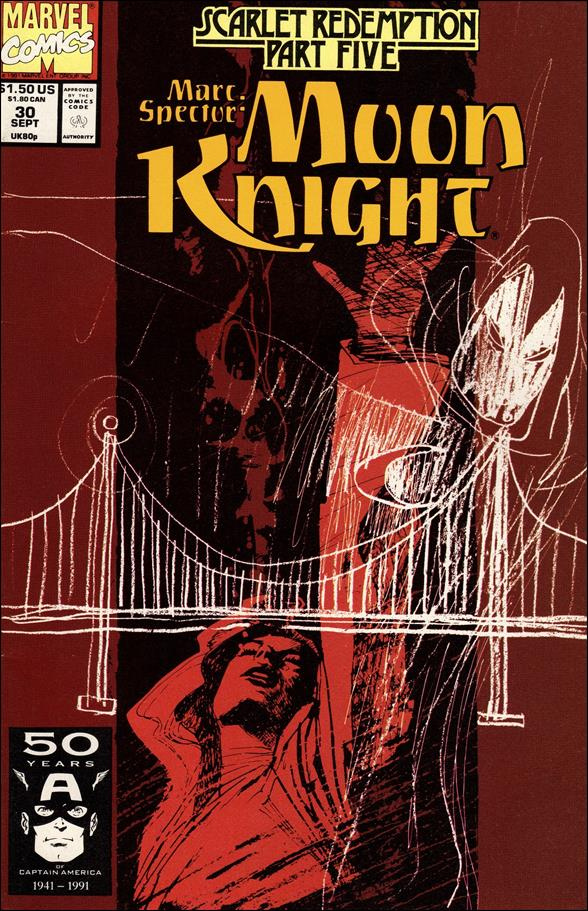 Marc Spector: Moon Knight 30-A by Marvel