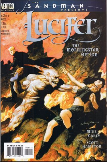 Sandman Presents: Lucifer 3-A by Vertigo