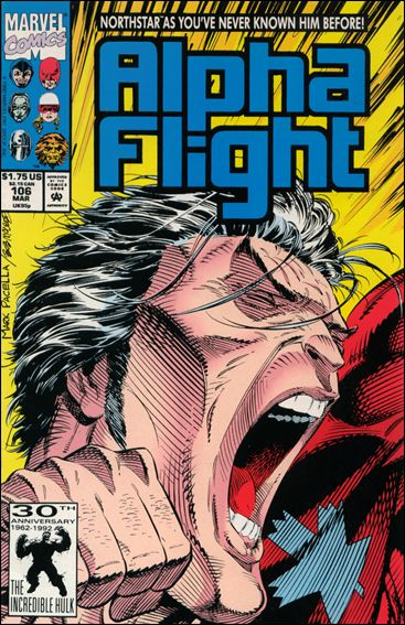 Alpha Flight (1983) 106-B by Marvel