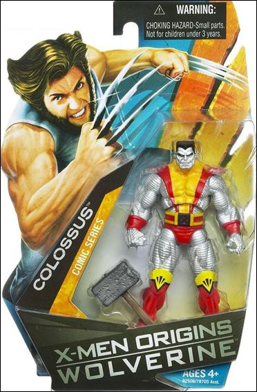 X-Men Origins: Wolverine Colossus (Comic Series), Jan 2009 Action ...