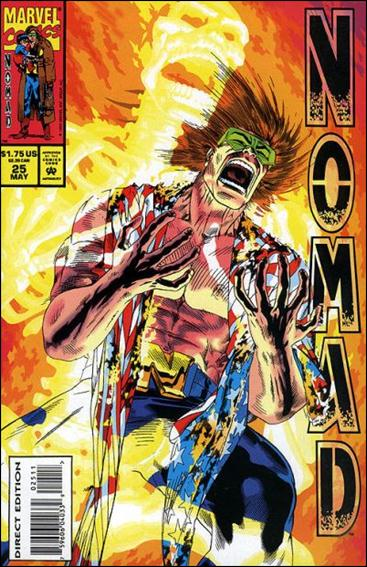 Nomad (1992) 25-A by Marvel