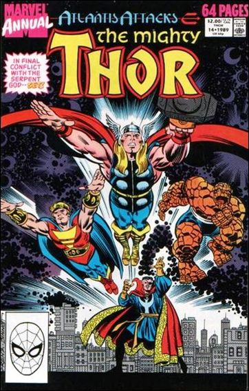Thor Annual  14-A by Marvel