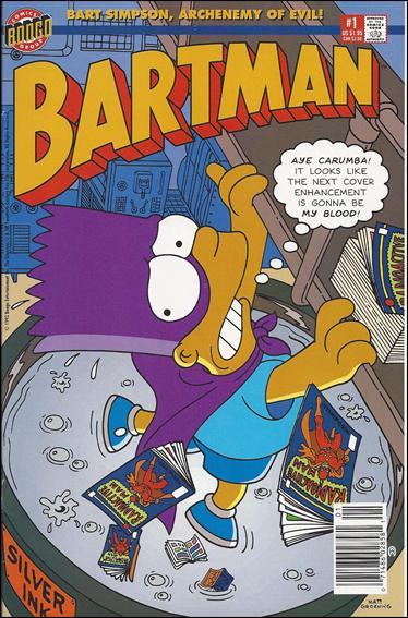 Bartman 1-B by Bongo