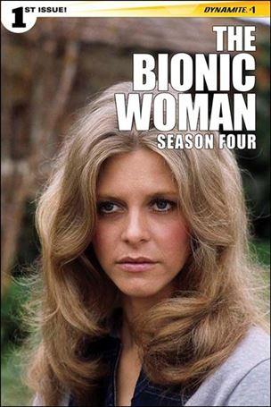 Bionic Woman: Season Four 1-B