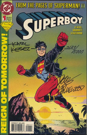 Superboy (1994) 1-B by DC