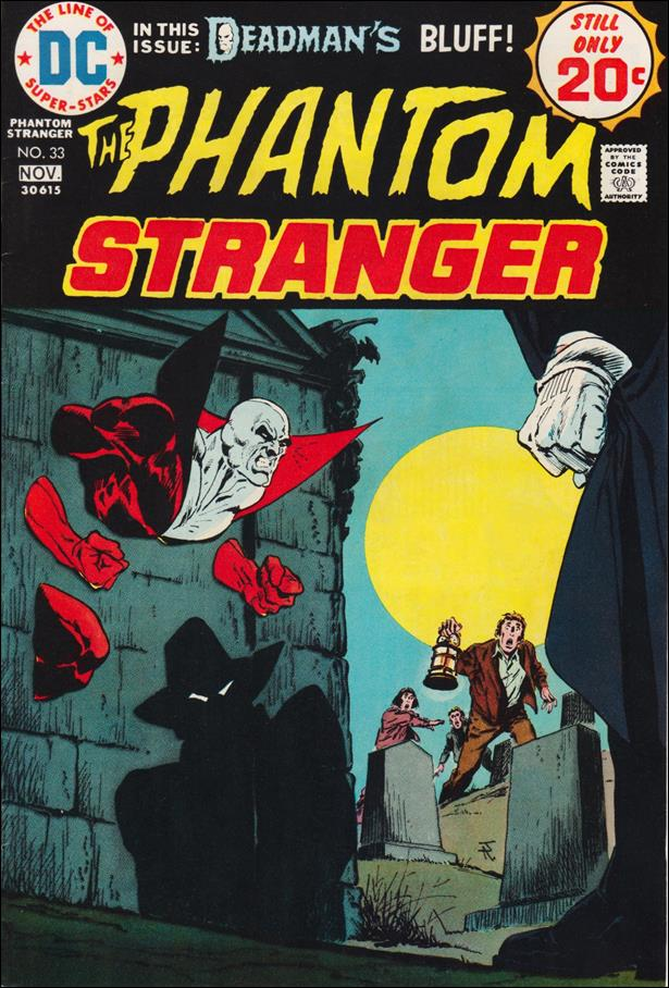Phantom Stranger (1969) 33-A by DC