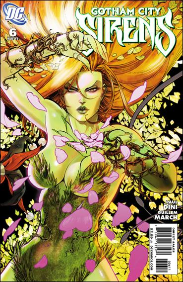 Gotham City Sirens 6-A by DC